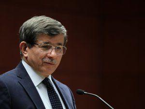 Ahmet Davutoğlu AK Parti Grup Toplantısı'nda Konuştu
