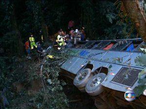 Brezilya'da Otobüs Kazası: En Az 42 Ölü