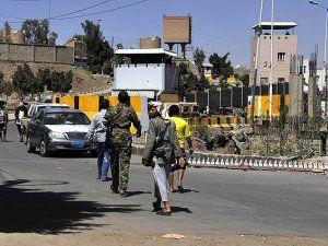 Husiler Hadi'ye Saldırı Düzenlendi