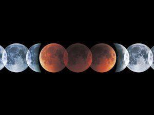 Yüzyılın En Kısa Ay Tutulması: Kanlı Ay
