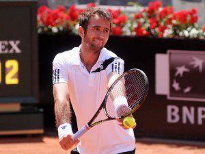 Marsel İlhan, Nadal Karşısında Tutunamadı