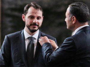 Cumhurbaşkanı Erdoğan'ın Damadı Berat Albayrak Meclis'e Kaydını Yaptırdı