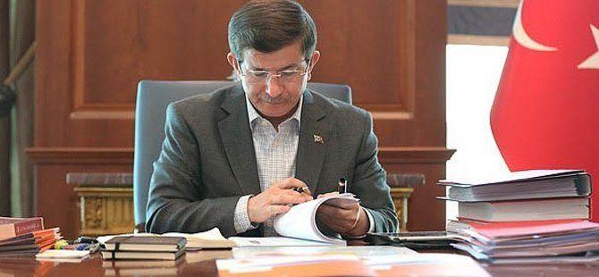 Başbakan Davutoğlu AK Parti Milletvekillerinin Koalisyon Görüşlerini Alıyor