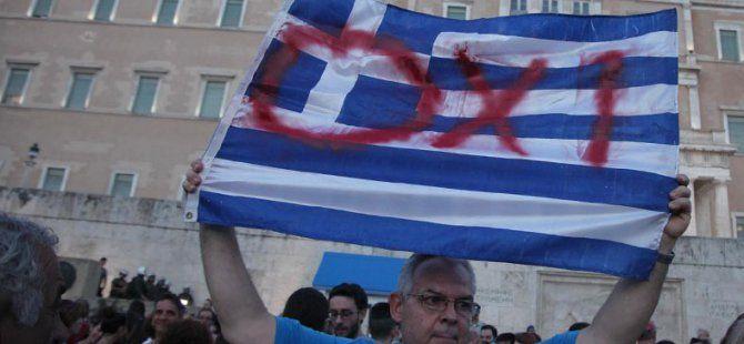 Tsipras'tan Seçmenlere 'Hayır Oyu' Çağrısı
