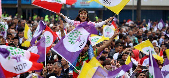 HDP'den Yunanistan'a Destek Açıklaması