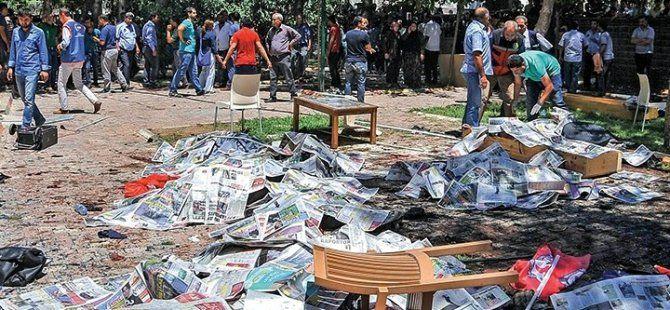 DNA Testi Sonuçlandı! Suruç'taki Bombacının Kimliği Kesinleşti