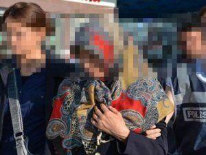 IŞİD'in Canlı Bombacısı Olarak Aranan Kadın Konya'da Yakalandı