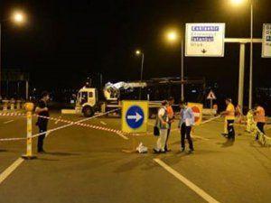 Ankara Bulvarı Gece 03:00'ten Beri Trafiğe Kapalı