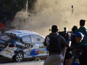İspanya'nın Coruna Kentinde Ralli Yarışlarında Kaza: İlk Belirlemelere Göre 6 Kişi Öldü