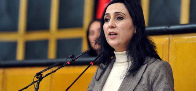 Figen Yüksekdağ'dan Açıklama: İki Bakanın Kararı Oldukça Doğru ve Yerindedir