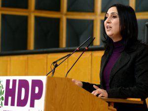 Figen Yüksekdağ: HDP'nin Baraj Altında Bırakılması İmkansızdır