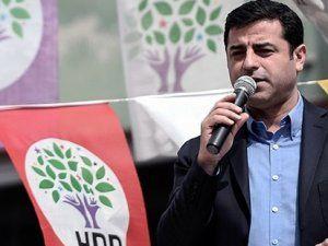 HDP Eş Genel Başkanı Selahattin Demirtaş İstanbul Sultanbeyli'de Konuştu