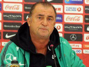 Türkiye Futbol Direktörü Fatih Terim İzlanda Maçı Öncesi Açıklamalarda Bulundu
