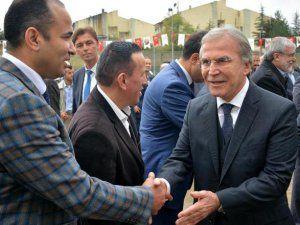 AK Partili Şahin: 78 Milyon Barış İçinde Kardeşçe Yaşayacağız