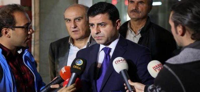 Kılıçdaroğlu Görüşmesinden Sonra Demirtaş'tan Kritik Açıklama!