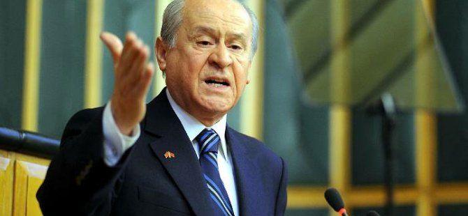 MHP Genel Başkanı Devlet Bahçeli, Gazetecilere 5. Partiyi Tarif Etti