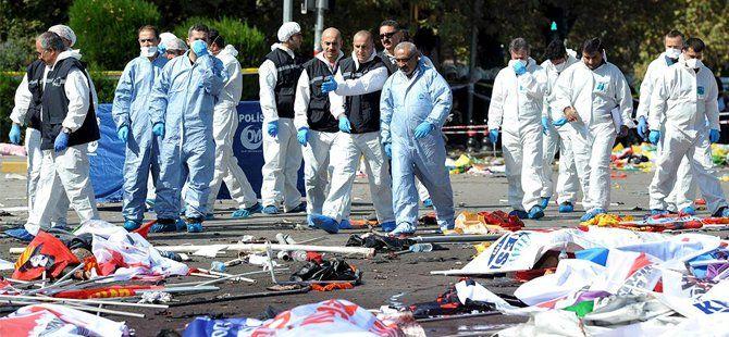 Ankara'daki Canlı Bomba Saldırısında Asıl Hedefin HDP Genel Merkezi Olduğu Öne Sürüldü