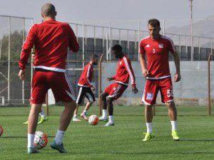 Medicana Sivasspor Trabzonspor Maçı Hazırlıklarını Sürdürdü