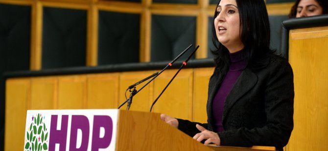 HDP Eş Genel Başkanı Figen Yüksekdağ: Canlı Bombaların Hedefinde Ben Vardım