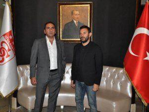 Medicana Sivasspor, Okan Buruk ile 1 Yıllık Anlaşma İmzaladı