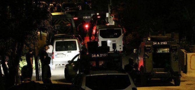 İstanbul'da Sultanbeyli, Pendik ve Ümraniye'de IŞİD'e Operasyon: 21 Gözaltı
