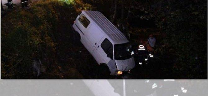 Giresun'da Feci Trafik Kazası: 4 Ölü!