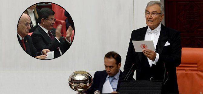 HDP'nin Meclis Başkanlığı Seçiminin Ertelenmesi Talebine Deniz Baykal'dan Ret