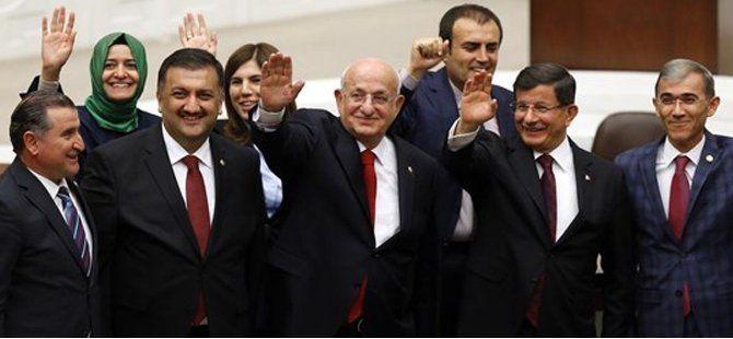 AK Parti İstanbul Milletvekili İsmail Kahraman Meclis Başkanı Seçildi
