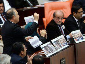 Meclis'te 64. Hükümet Programı'nın Güven Oylamasında Söz Alma Tartışması Çıktı