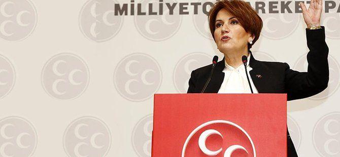 Meral Akşener MHP Genel Başkanlığına Aday Olması ile İlgili Açıklamalarda Bulundu
