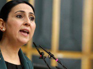 Figen Yüksekdağ İngiliz Parlamentosu'nda Konuştu: Güvenlik Hala Sağlanamadı