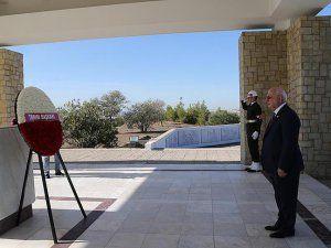 TBMM Başkanı İsmail Kahraman KKTC'yi Ziyaret Etti