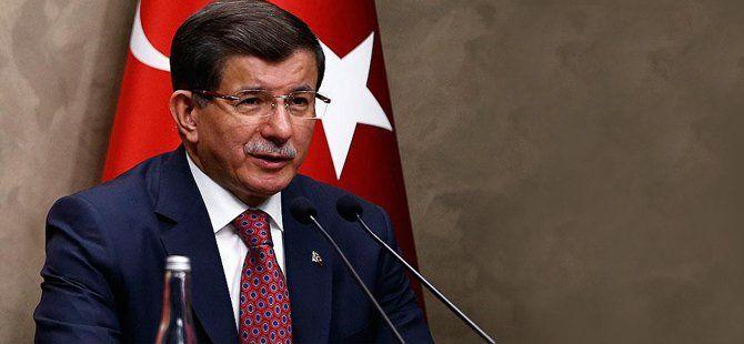 Başbakan Ahmet Davutoğlu'ndan Brüksel'de Önemli Açıklama!