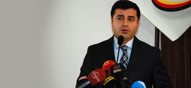 HDP Eş Genel Başkanı Selahattin Demirtaş: Küçük Kırmızı Balıklar Gibiyiz