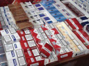 Van'da 4 Milyon TL Tutarında Kaçak Sigara Ele Geçirildi