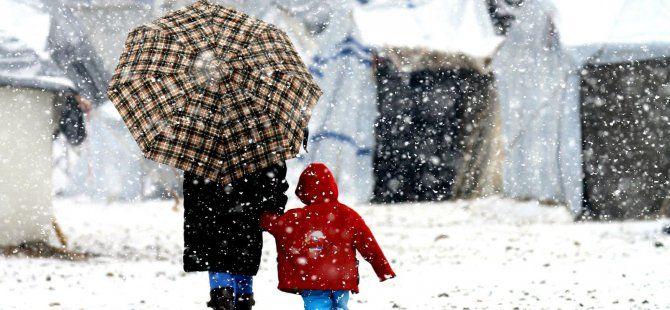 Meteroloji'den Kar Uyarısı: Düzce'de Kar Yağışı Başladı