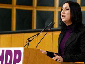 HDP Eş Genel Başkanı Figen Yüksekdağ'ın Danışmanı Hakkında Soruşturma Başlatıldı