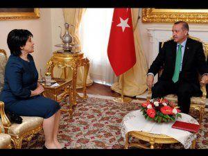 HDP Eş Başkanı Figen Yüksekdağ'dan Erdoğan ile Zana Görüşmesi ile İlgili Açıklama