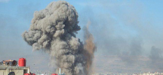 Suriye'de Saldırı Sonrası 8 Sağlık Görevlisi Kayboldu!