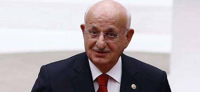 TBMM Başkanı İsmail Kahraman Meclis'te Anayasa Uzlaşma Komisyonu İçin Çağrı Yaptı