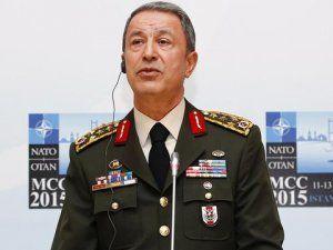 Genelkurmay Başkanı Orgeneral Hulusi Akar Rusya'ya Sert Sözler