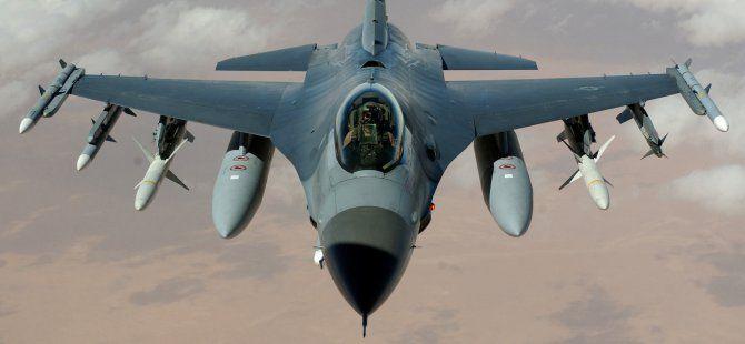 Türkiye'den Suriye Sınırında F-16 Kararı