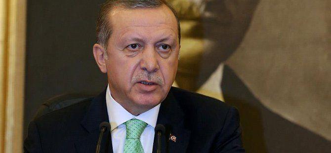 Erdoğan, Suriyeli Sığınmacılara Yardımla İlgili Avrupa'ya Tepki Verdi