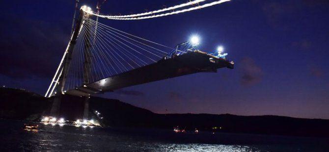 3. Köprüde İki Yaka Yarın Birleşiyor - Yavuz Sultan Selim