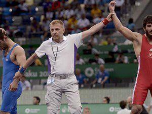 Milli Güreşçi Soner Demirtaş Avrupa Şampiyonu Oldu