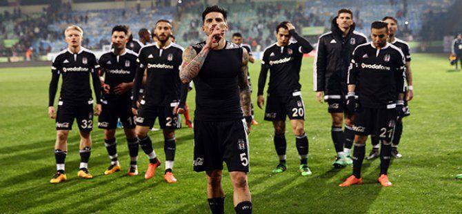 Çaykur Rizespor'u 2-1 Yenen Beşiktaş'ta Yıldızlar Parlamaya Devam Ediyor