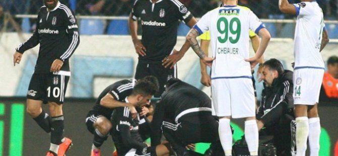 Oğuzhan Özyakup'un Trabzonspor Maçında Oynayamayacağı Öğrenildi