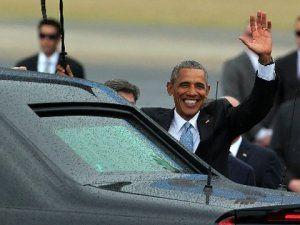 ABD Başkanı Barack Obama Küba'yı Ziyaret Etti