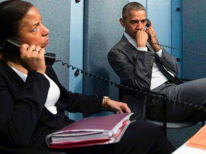 ABD Başkanı Barack Obama'nın Brüksel Saldırısını Duyduğu An