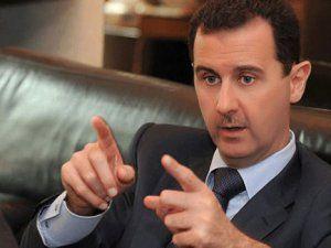 Suriye Devlet Başkanı Beşar Esad'dan Kürtlerin Federasyon Açıklamasına Yanıt